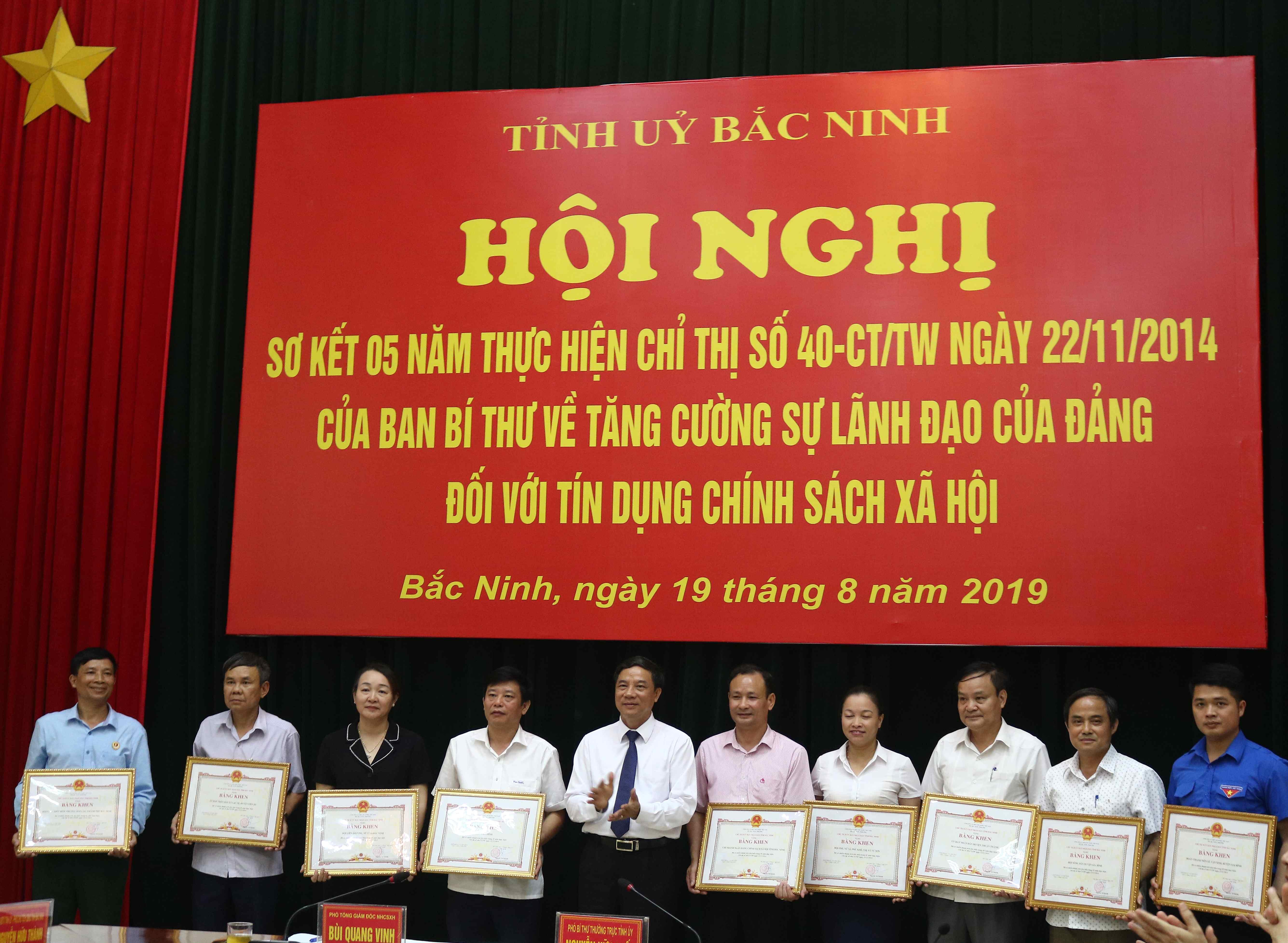 Bắc Ninh: Sơ kết 5 năm thực hiện Chỉ thị 40-CT/TW của Ban Bí thư