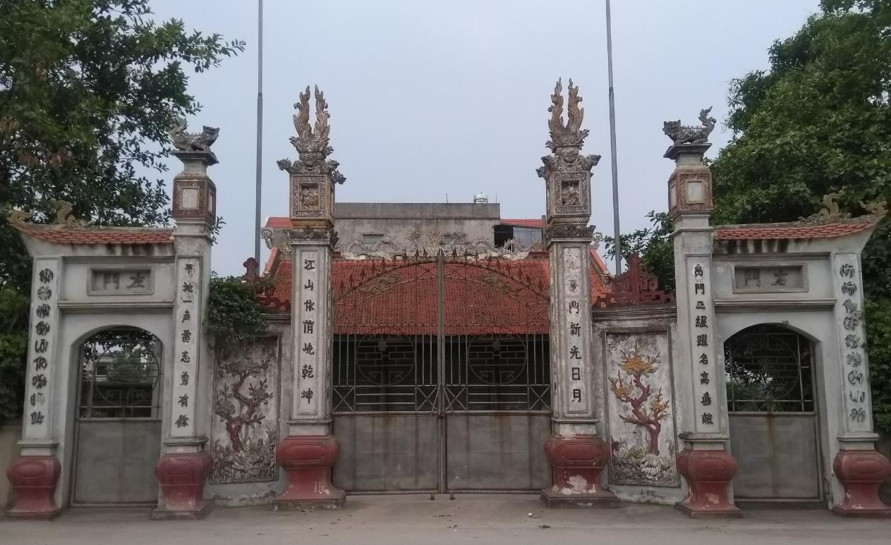 Trình Bộ Văn hóa, Thể thao và Du lịch thẩm định Báo cáo Kinh tế kỹ thuật Dự án tu bổ, tôn tạo đình Đại Thượng