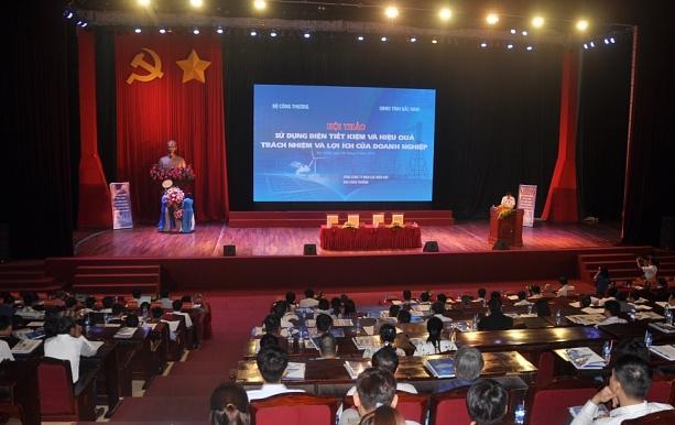 Hội thảo về sử dụng điện tiết kiệm và hiệu quả