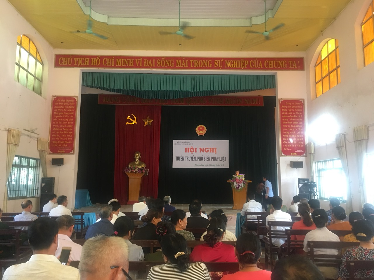 Bắc Ninh: Tăng cường công tác phổ biến, giáo dục pháp luật tại một số địa bàn trọng điểm đến năm 2021