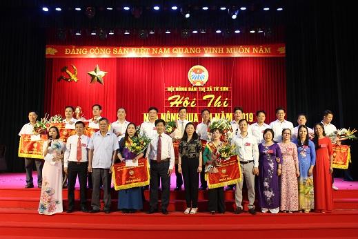 Sôi nổi Hội thi Nhà nông đua tài thị xã Từ Sơn năm 2019