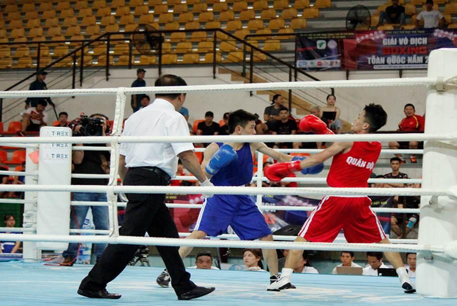 Bắc Ninh giành giải Nhất toàn đoàn nam tại Giải vô địch Boxing toàn quốc 2019