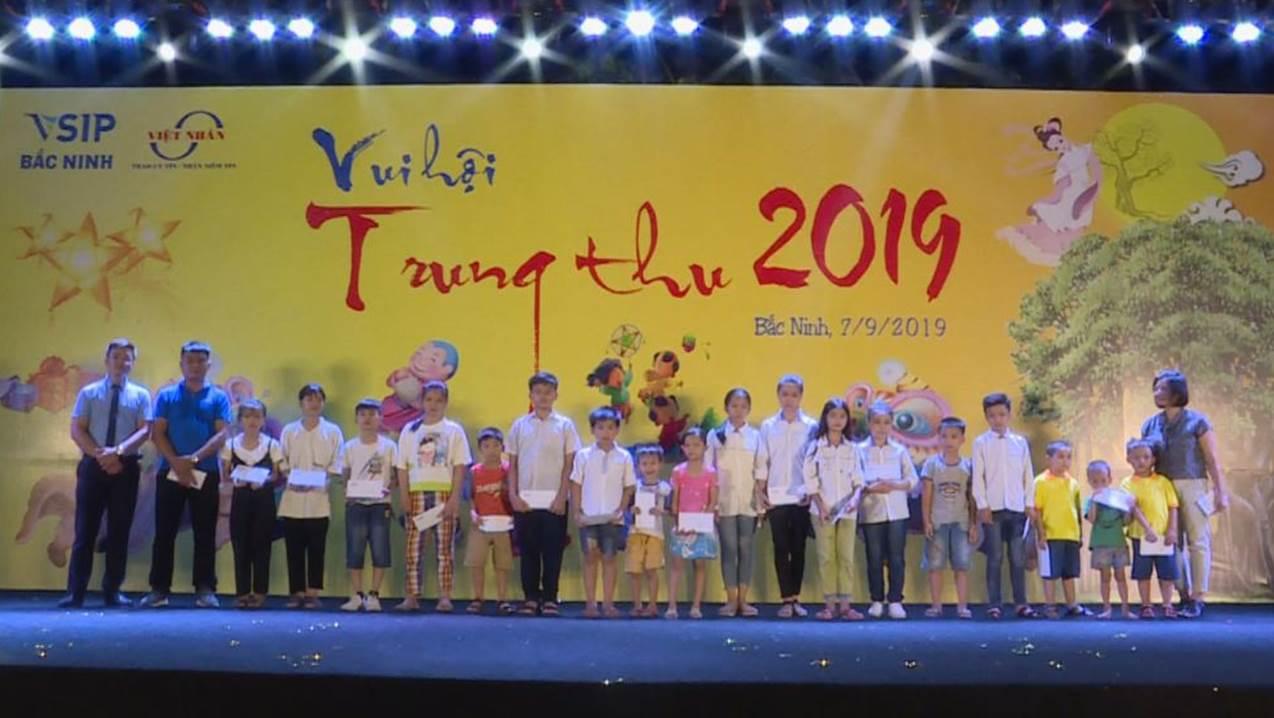 Vui hội Trung thu 2019