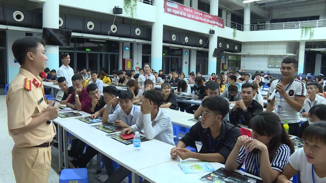 Lực lượng Công an Bắc Ninh nỗ lực đẩy lùi tai nạn giao thông