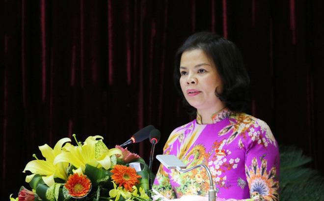 Đồng chí Nguyễn Hương Giang: Sẽ phấn đấu và học tập, kế thừa kinh nghiệm, thực hiện đúng chức trách, nhiệm vụ được giao