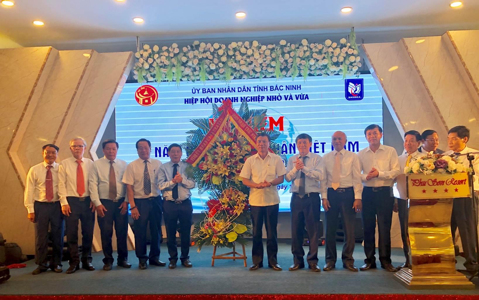 Cộng đồng doanh nghiệp Bắc Ninh nỗ lực vươn ra biển lớn.