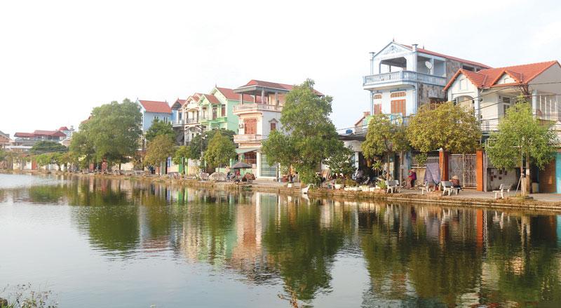 Cội nguồn lễ hội ba làng Ngang