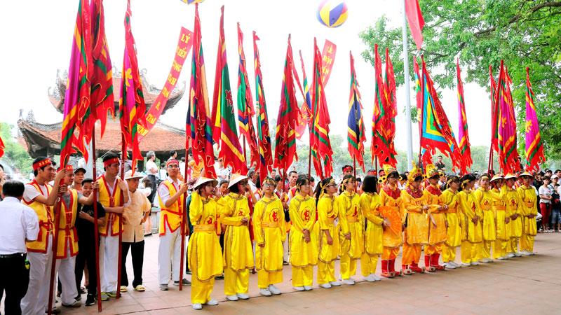 Bắc Ninh: Giữ gìn nét đẹp văn hóa truyền thống mùa lễ hội