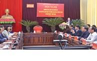 Chính phủ Hội nghị trực tuyến toàn quốc triển khai nhiệm vụ năm 2020