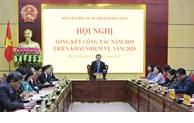 Đoàn Đại biểu Quốc hội tỉnh Bắc Ninh hoàn thành tốt nhiệm vụ công tác năm 2019