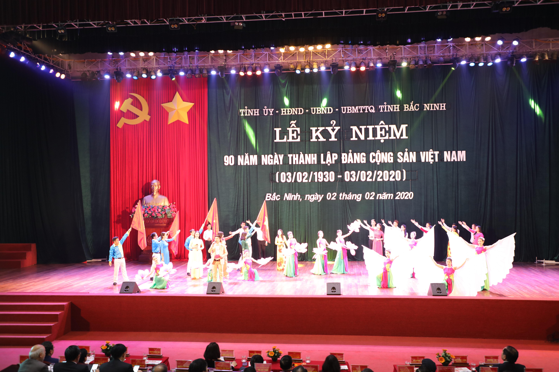 Bắc Ninh: Long trọng tổ chức Lễ kỷ niệm 90 năm ngày thành lập Đảng Cộng sản Việt Nam