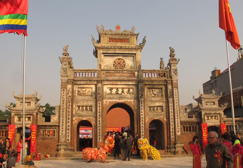 Những giá trị đặc sắc của đình làng Bắc Ninh
