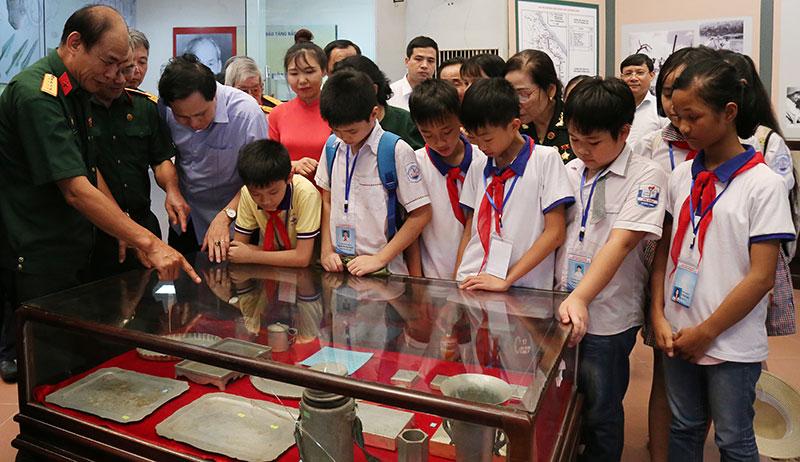 Bắc Ninh: Sáng mãi phẩm chất Bộ đội Trường Sơn