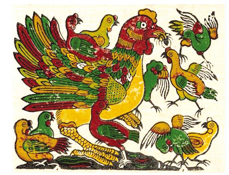 Bắc Ninh: Vài nét về tranh dân gian Đông Hồ