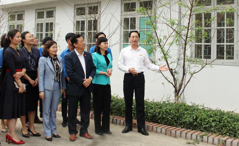 Bắc Ninh: Giám sát tình hình thực hiện Luật Thanh niên