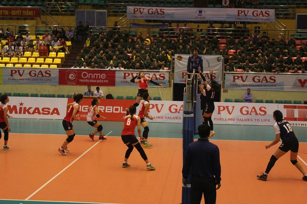 Bắc Ninh phối hợp tổ chức Vòng 1 Giải Bóng chuyền vô địch Quốc gia