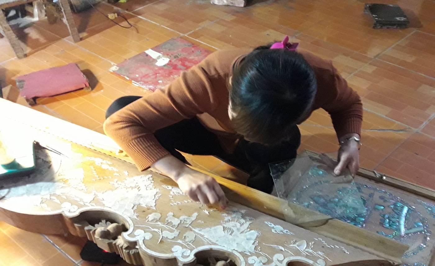 Bắc Ninh: Đào tạo nghề giúp lao động nông thôn có thêm thu nhập