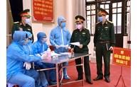 Hơn 300 người tình nguyện tham gia chống dịch Covid-19