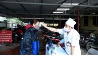 Trung tâm Y tế huyện Gia Bình tập trung thực hiện các biện pháp phòng, chống dịch COVID-19