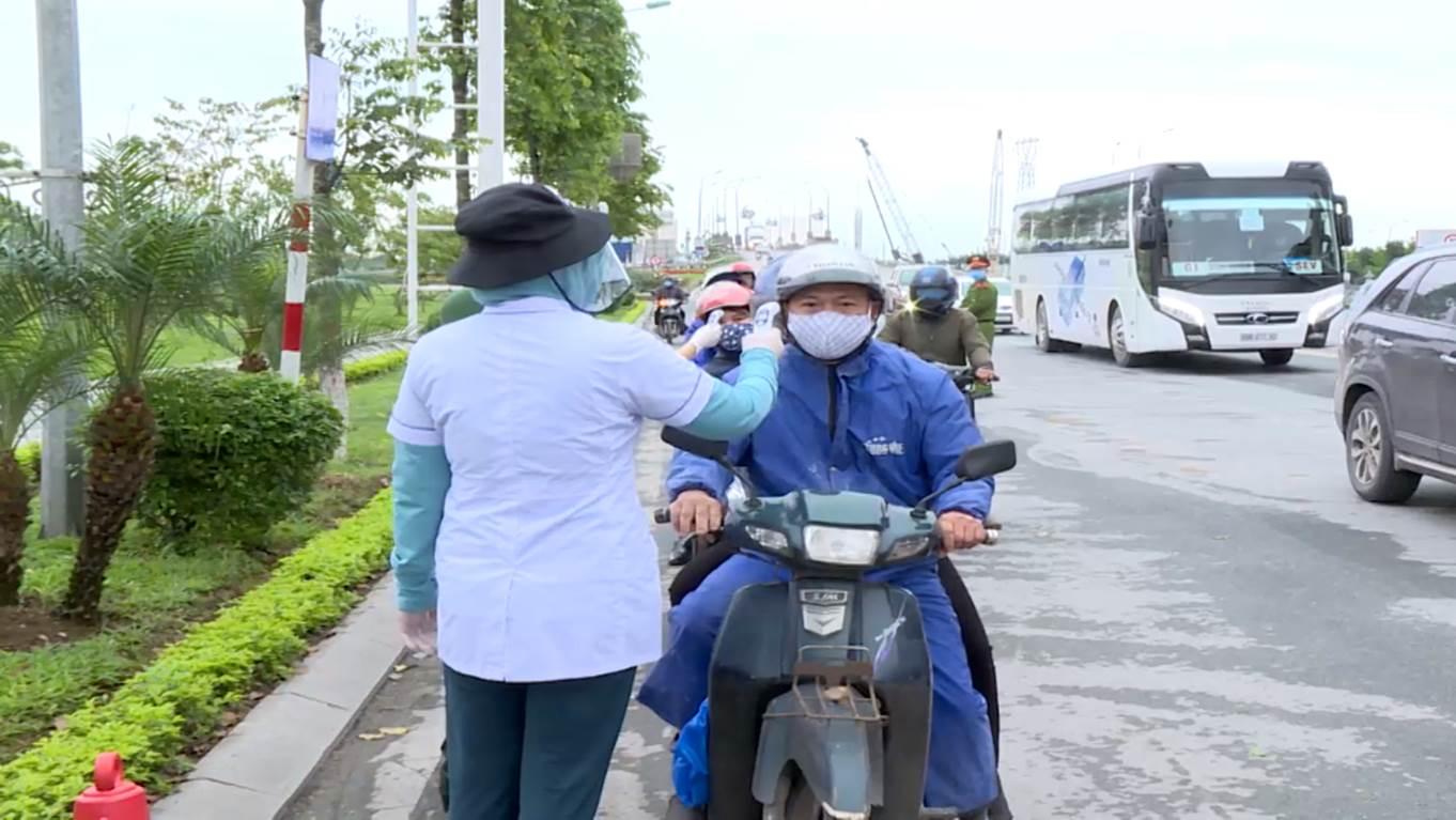 Tỉnh Bắc Ninh tập trung xác minh các trường hợp liên quan đến bệnh nhân 262