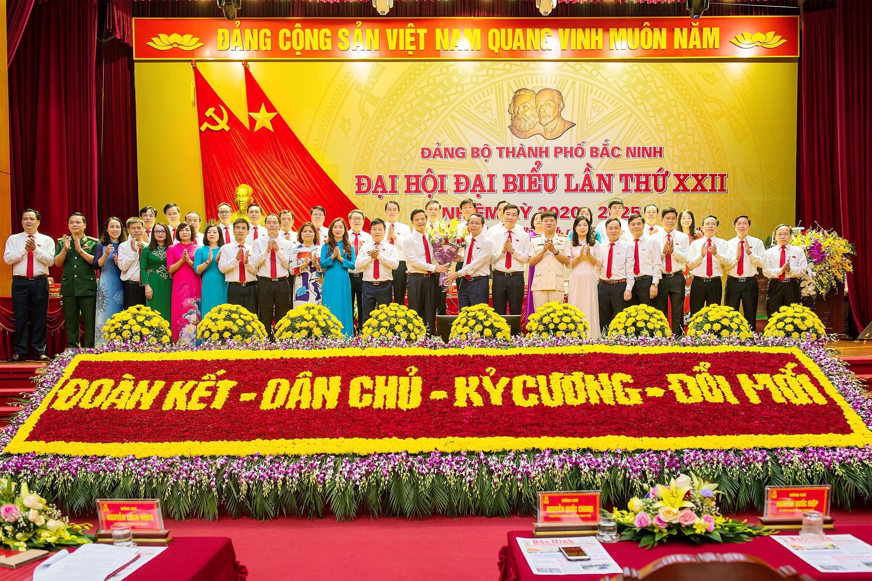 Xây dựng thành phố Bắc Ninh ngày càng văn minh, hiện đại, giàu bản sắc văn hóa
