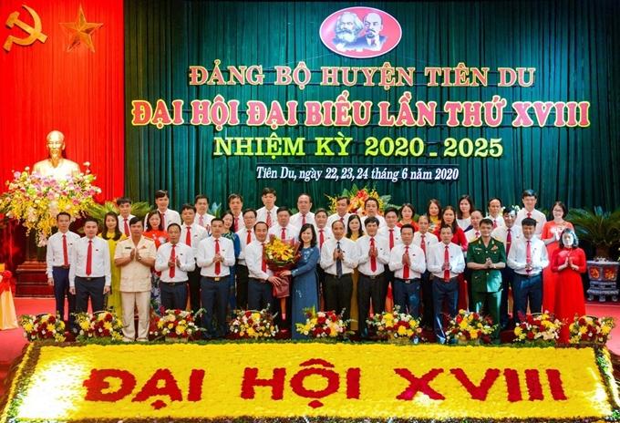 Phấn đấu đưa huyện Tiên Du trở thành thị xã, phát triển bền vững