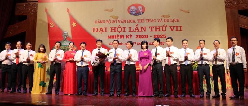 Xây dựng Đảng bộ Sở Văn hóa, Thể thao và Du lịch trong sạch, vững mạnh đáp ứng yêu cầu nhiệm vụ trong thời kỳ mới