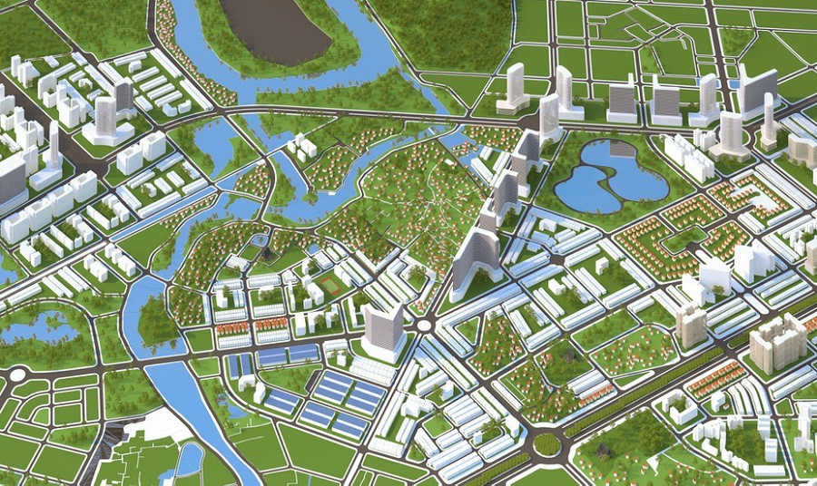 Vingroup tài trợ quy hoạch dự án 360 ha ở Bắc Ninh