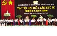 Đồng chí Đỗ Đình Hữu tái cử Bí thư Đảng ủy Khối khóa IX