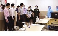 Chuyên gia nhập cảnh vào Bắc Ninh được cách ly đúng quy định