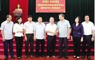 Bộ trưởng Tô Lâm tiếp xúc cử tri phường Trang Hạ, thị xã Từ Sơn