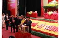 48 đồng chí vào Ban Chấp hành Đảng bộ tỉnh Bắc Ninh khóa XX nhiệm kỳ 2020 - 2025