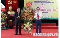 Trường Cao đẳng Cơ điện và Xây dựng Bắc Ninh khai giảng khóa 49