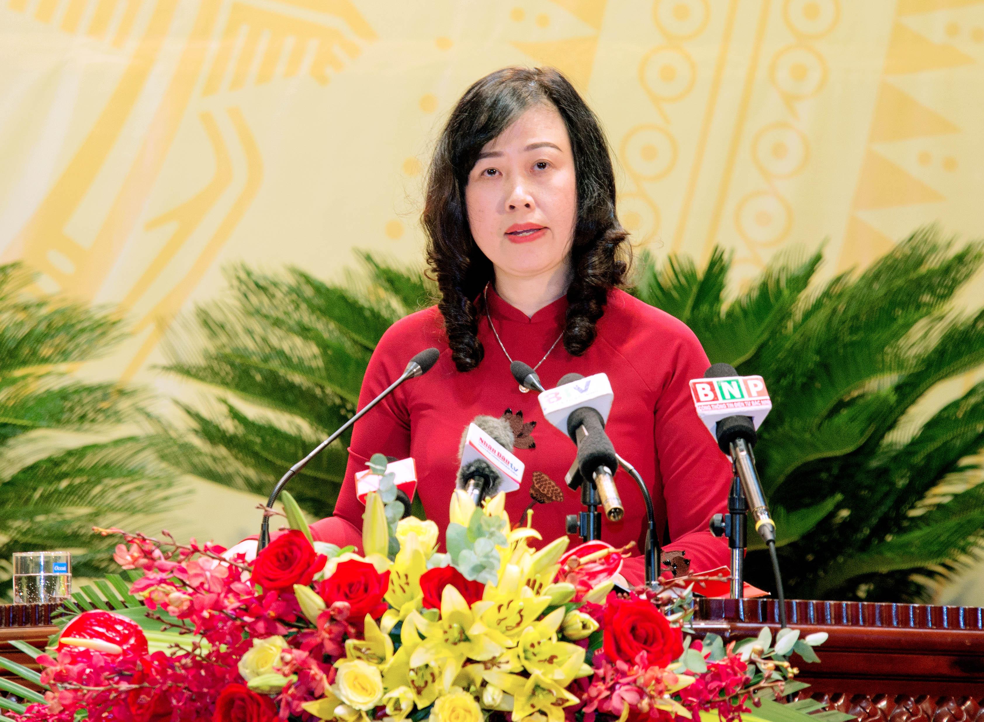 Đồng chí Đào Hồng Lan trúng cử Bí thư Tỉnh ủy Bắc Ninh
