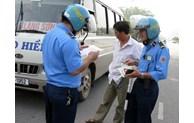 Bộ Công an: Thanh tra giao thông sẽ không được dừng xe trên đường