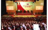 Đại hội XIII họp phiên trù bị