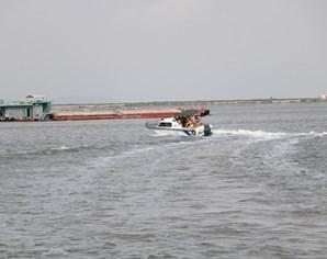 Trung tá CSGT đường thủy hy sinh khi làm nhiệm vụ