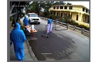 Sử dụng camera kiểm soát dịch bệnh COVID-19 tại huyện Lương Tài