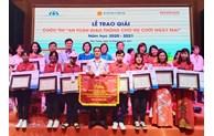 """Bắc Ninh đạt thành tích xuất sắc tại Cuộc thi """"An toàn giao thông cho nụ cười ngày mai"""" năm học 2020 - 2021"""