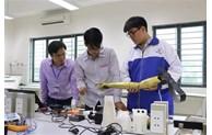 Học sinh Trường THPT Hàn Thuyên giành giải Ba thi Khoa học kỹ thuật quốc tế 2021
