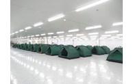Từ ngày 02/6, công nhân sẽ ăn, ở, làm việc trong nhà máy