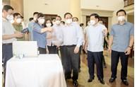 Bắc Ninh có nhiều sáng tạo trong thực hiện phòng, chống dịch COVID-19