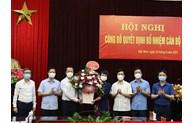 Tỉnh uỷ Bắc Ninh có Phó Chánh Văn phòng