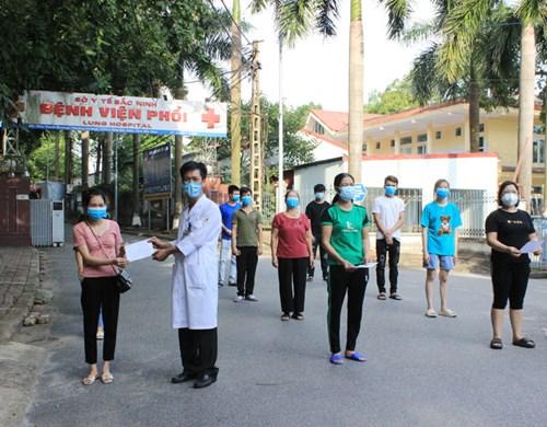 700 bệnh nhân COVID-19 đã xuất viện