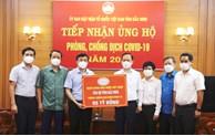 Ngân hàng Nhà nước Việt Nam ủng hộ Bắc Ninh 5 tỷ đồng