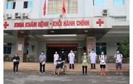 1.540 bệnh nhân COVID-19 được chữa khỏi và xuất viện