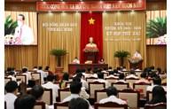 Khai mạc Kỳ họp thứ hai HĐND tỉnh Bắc Ninh khóa XIX, nhiệm kỳ 2021-2026