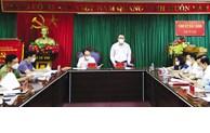 Tham gia góp ý Dự thảo Hướng dẫn một số vấn đề cụ thể thi hành Điều lệ Đảng