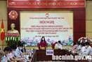 Hội nghị triển khai Chương trình hành động thực hiện Nghị quyết Đại hội XIII của Đảng
