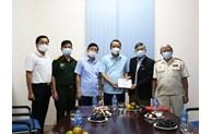 Gặp mặt, động viên Hội Nạn nhân chất độc da cam/dioxin